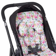 Head Hugger Neck Support - Floral Delight - Outlook Baby