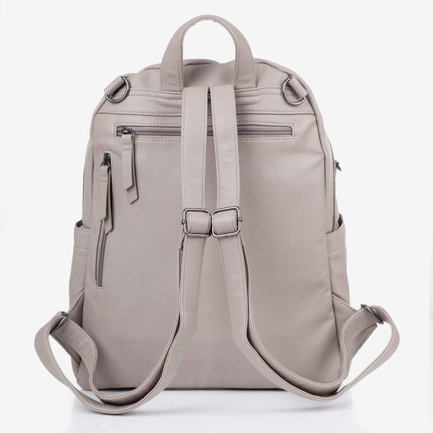 Manhattan 2-Way Backpack Nappy Bag - Barcelona Grey