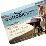 Digital Gift Card - Outlook Baby