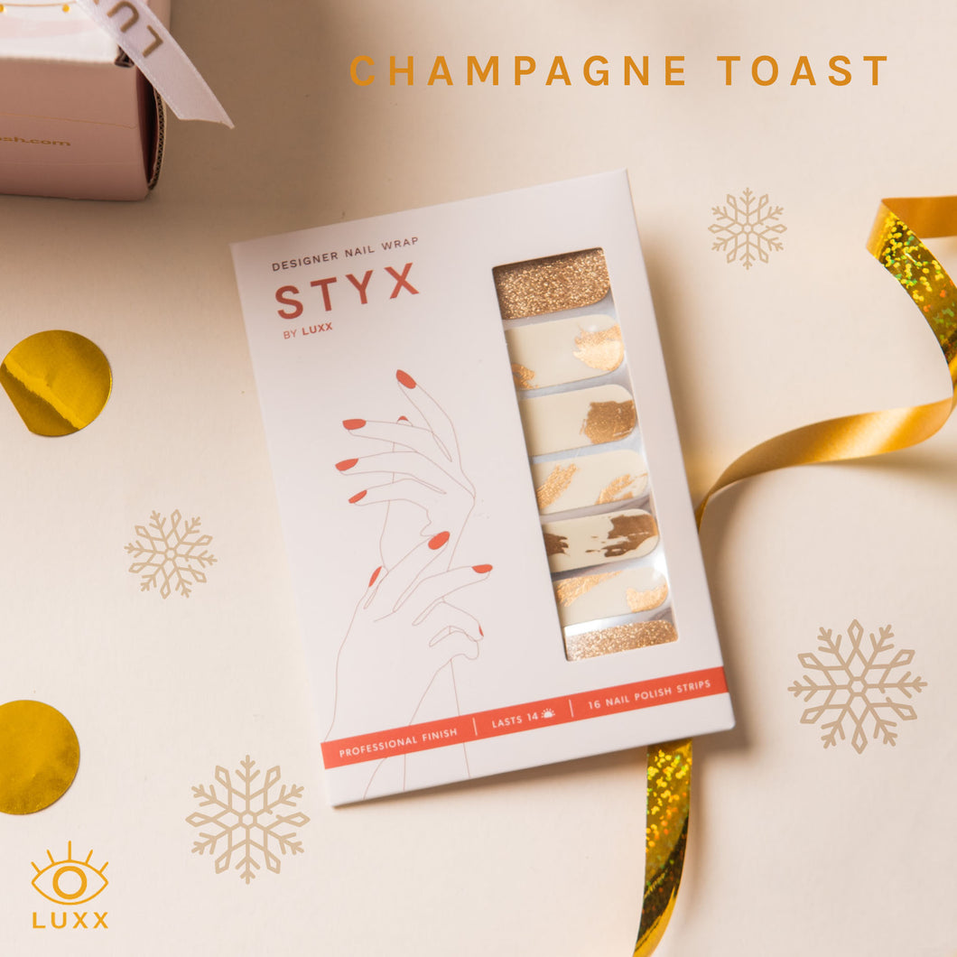 Champagne Toast (Holiday Limited Edition)
