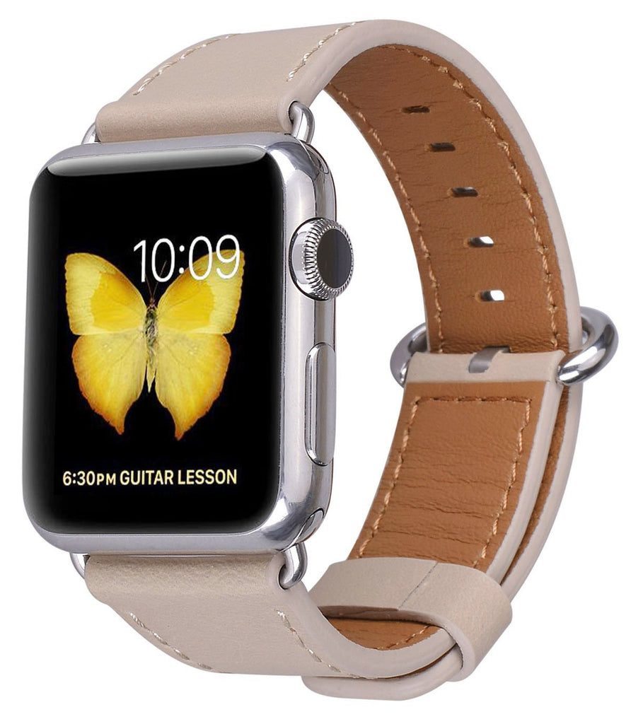 Apple watch band 38mm 40mm Light tan
