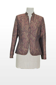 JACQUARD NOVELTY JACKET - Vishal Enterprises Inc