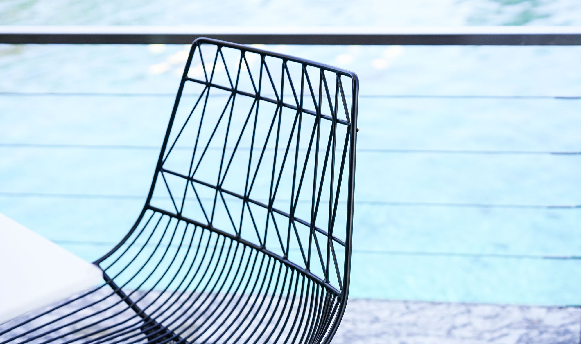 Indoor-outdoor lifestyle furniture available now for Summer..