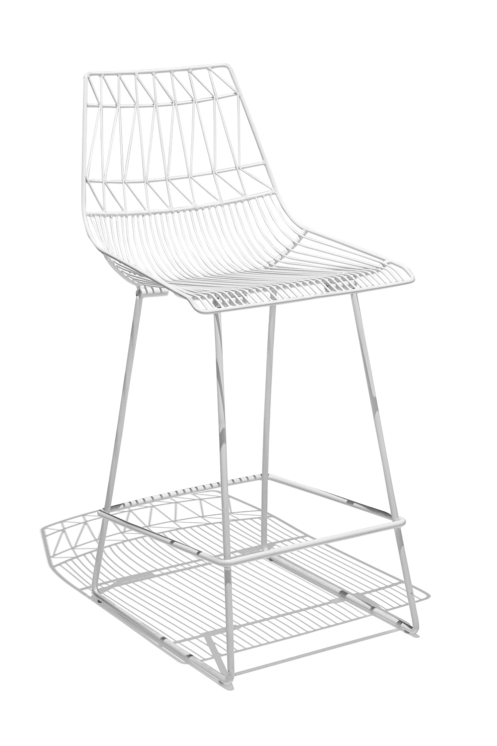 REPLICA BEND bar stool - Outdoor