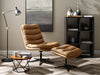HAYDEN swivel arm chair