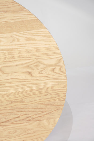 Ash - Dining Table Top - 110cm