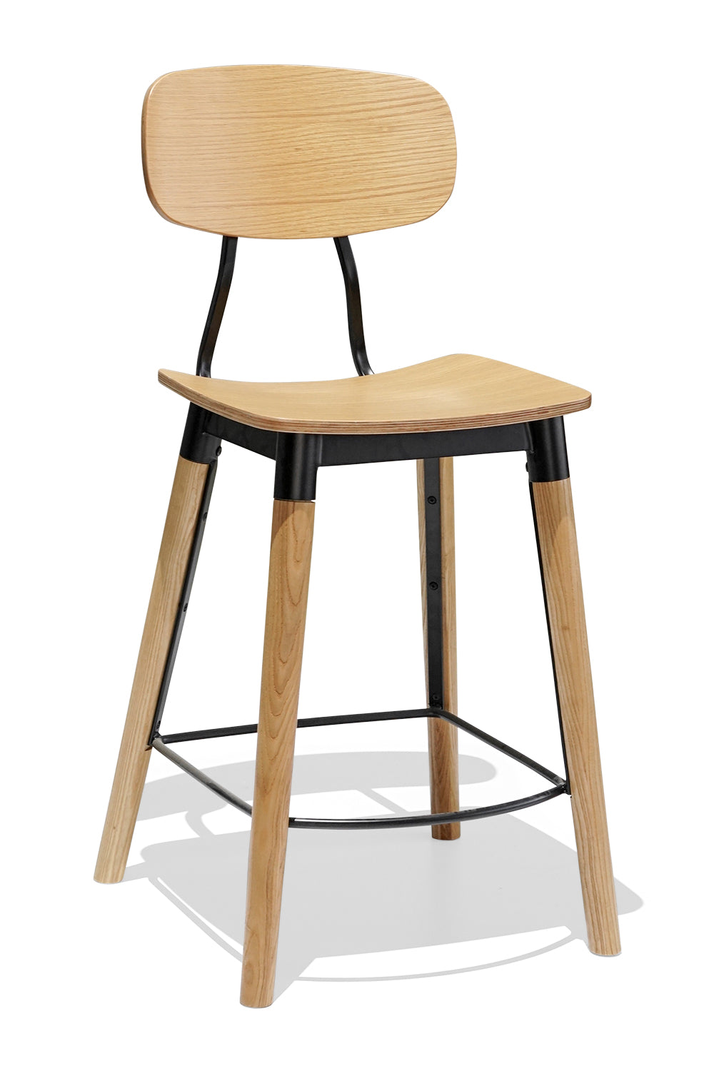 FRENCH INDUSTRIAL bar stool