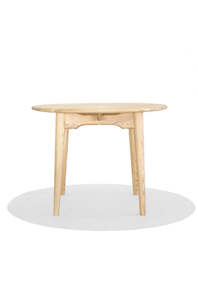 ASH round dining table - 100cm