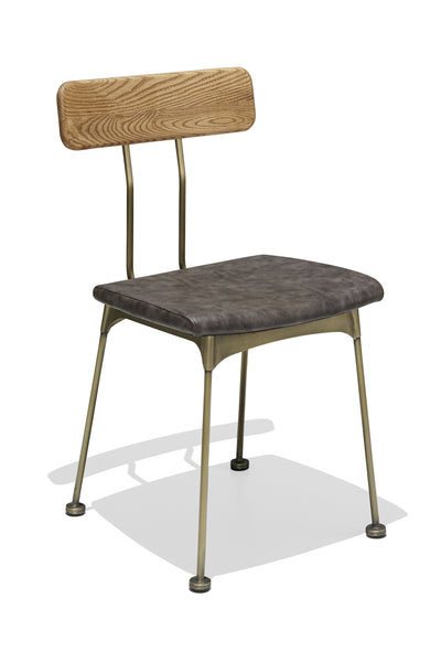HUBERT chair - upholstered