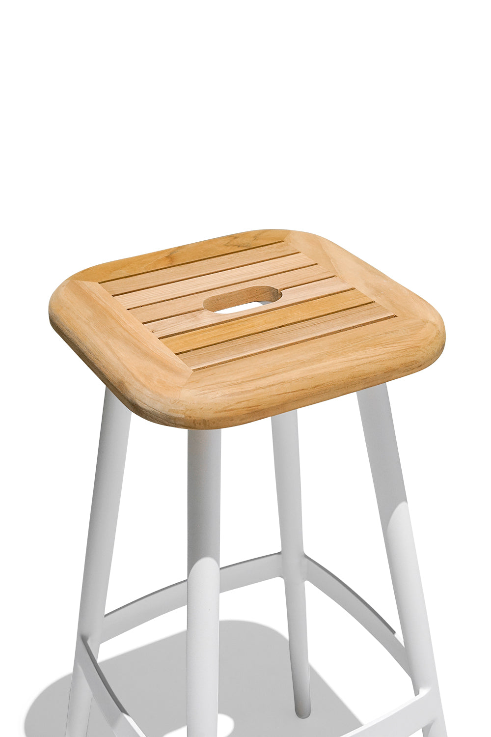 AVOCA teak bar stool