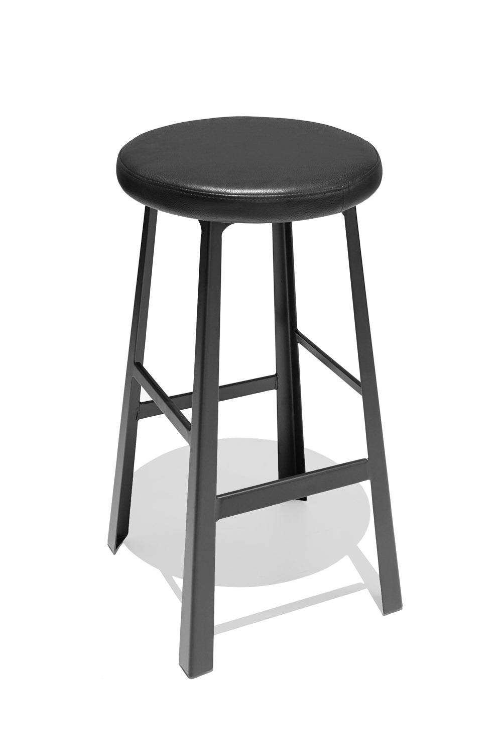 SKETCH bar stool - upholstered