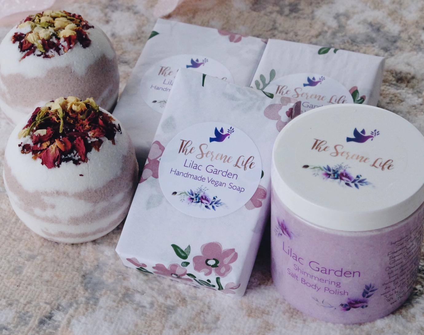 The Lilac Garden Collection