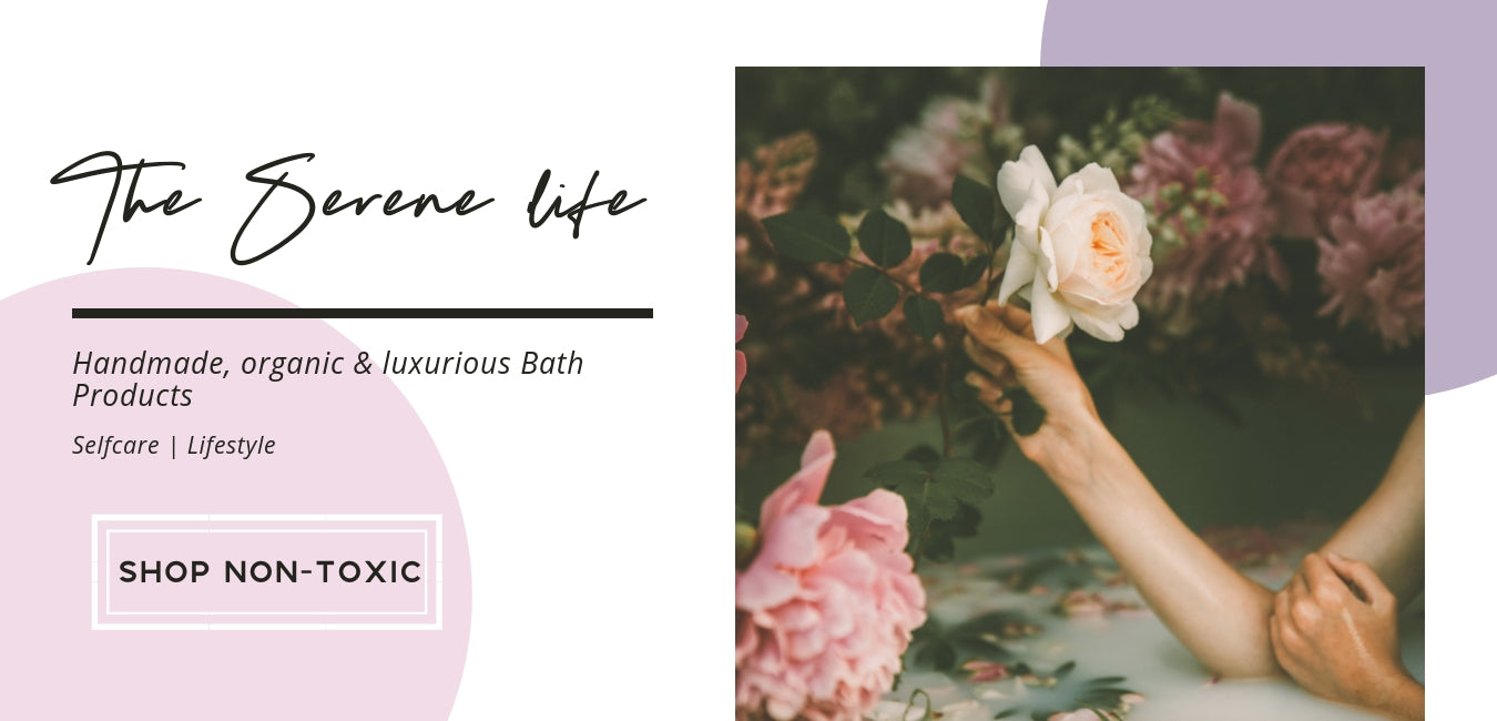 The Serene Life Natural Bath Products