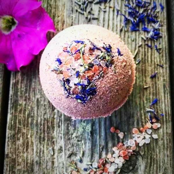 Handmade and Natural Bath Bomb Bombs Away - Natural Bath & Co. After baby Bath Bomb