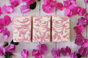 Handmade and Natural Soap Lather & Company Cherry Blossom Vegan Soap