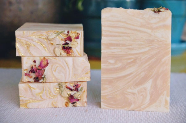 Handmade and Natural Soap Lather & Company Leilani Vegan Soap