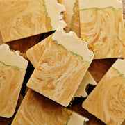 Handmade and Natural Soap Lather & Company Lemongrass Vegan Soap