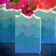 Handmade and Natural Soap Lather & Company Siren of the Sea Vegan Soap
