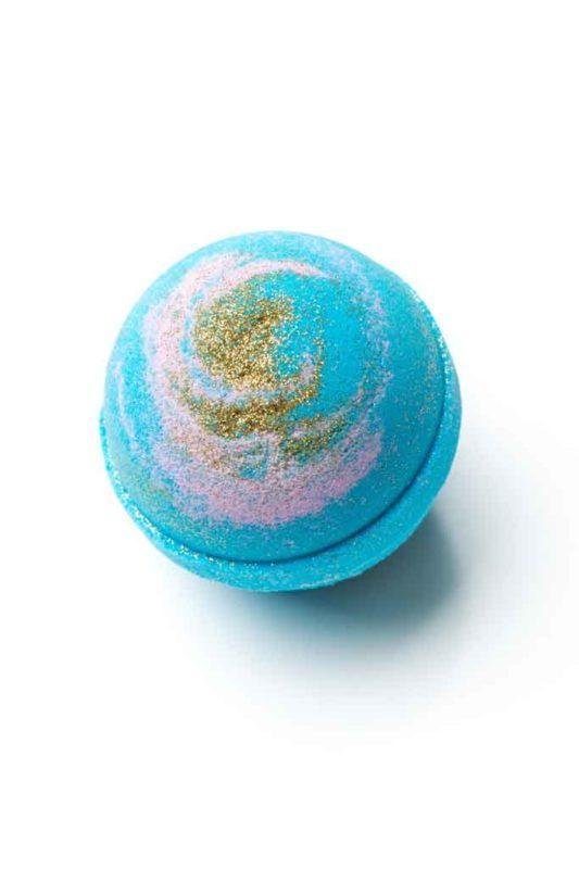 Handmade and Natural Bath Bomb Latika Body Essentials Unicorn Bath Bomb