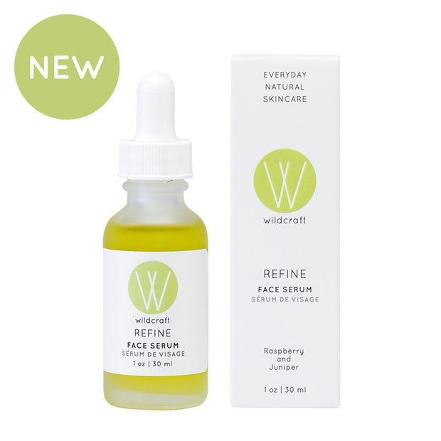 Handmade and Natural Facial Serums Wildcraft Refine Face Serum