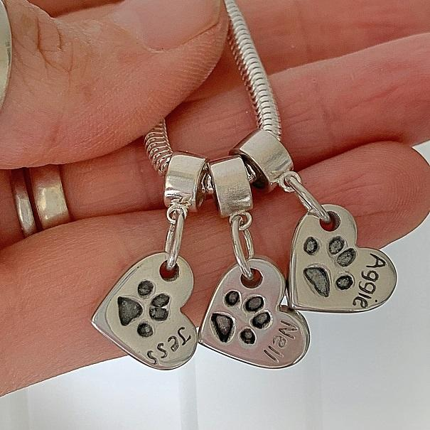 Pawprint Jewellery