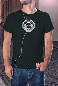 Dharma Initiative LOST - Tshirt - RiotActClothing.com