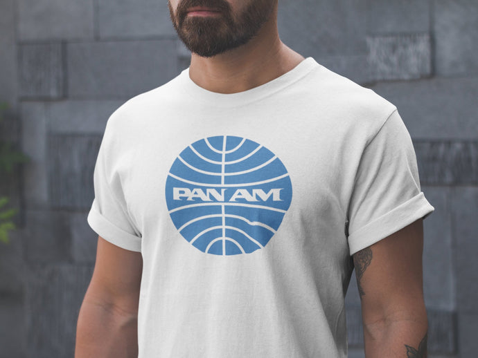 Pan Am Airlines - Tshirt