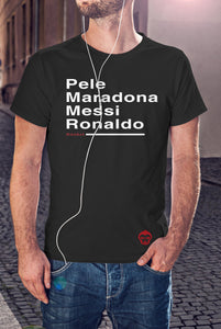 Greatest Footballers Riot Act Tshirt