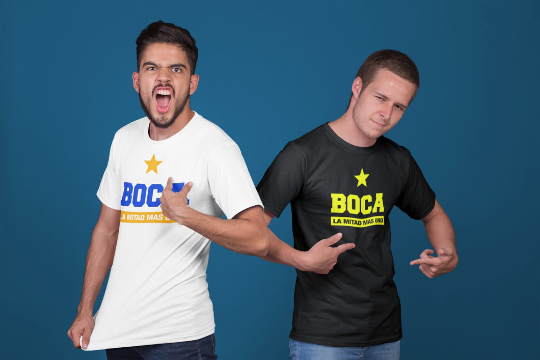 Boca Juniors Tshirt
