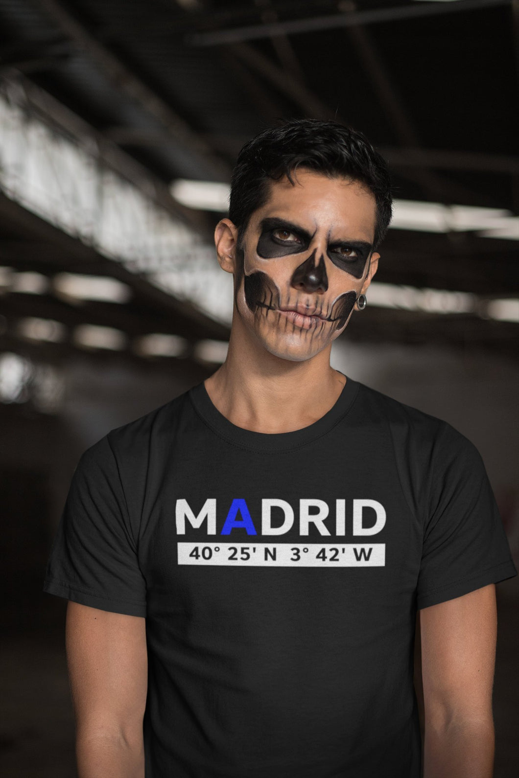 MADRID Tshirt - Rise up!