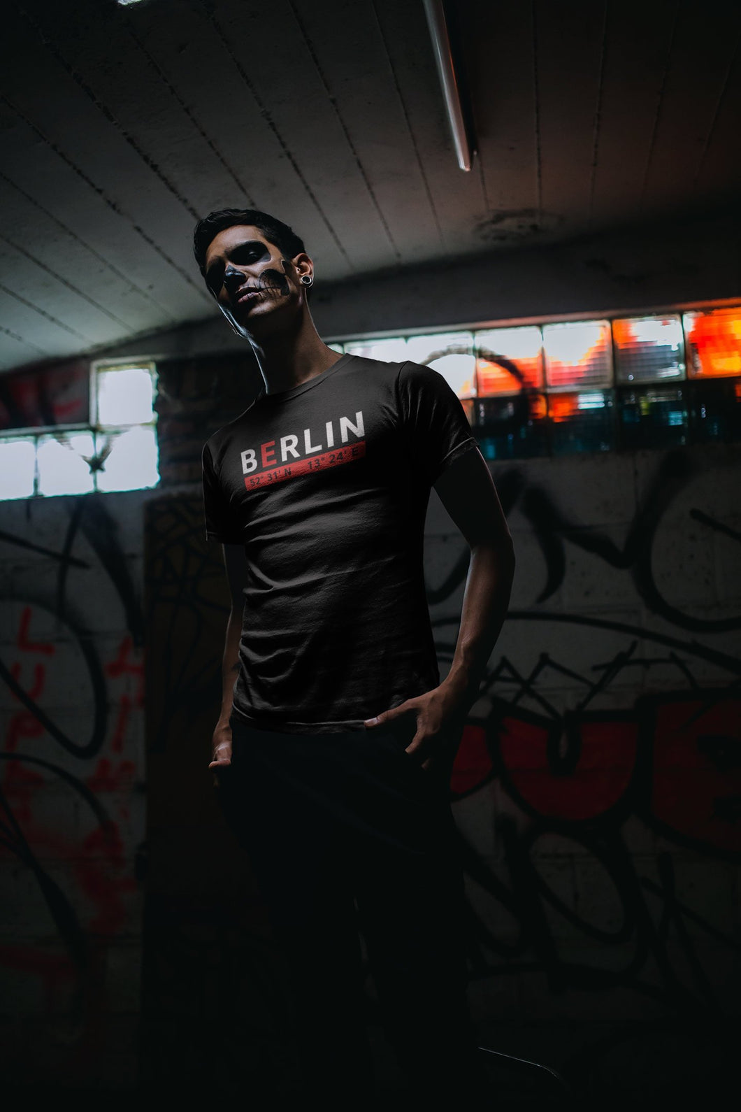 Berlin Tshirt - Rise up!