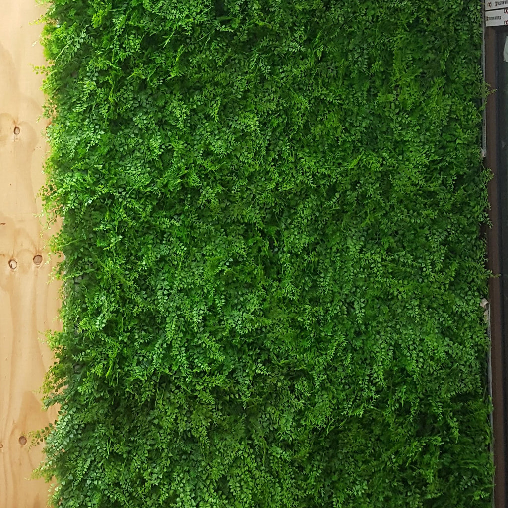 Leaf & Living Forest Fern artificial hedging wall cladding