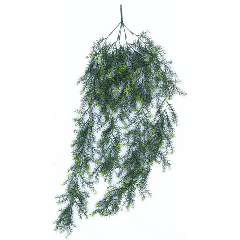 Willow Leaf Hanging Plant