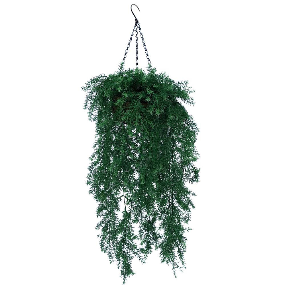Willow Leaf Artificial Hanging Plant