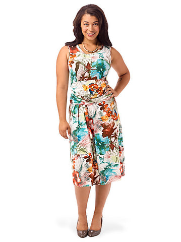 Easy Tropical Garden Dress