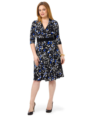 Empire Waist Floral Dress