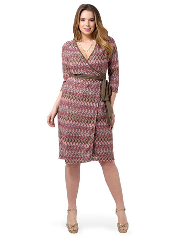 Margherita Wrap Dress