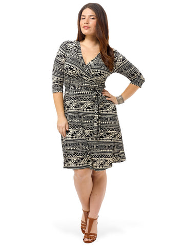 Whimsy Tribal Dress