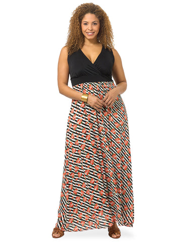 Coming Up Roses Maxi