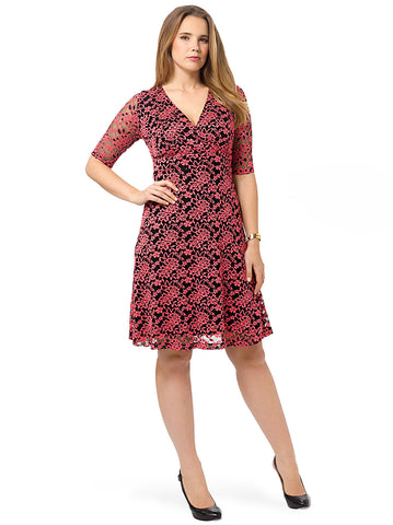 Flirt The Issue Lace Dress