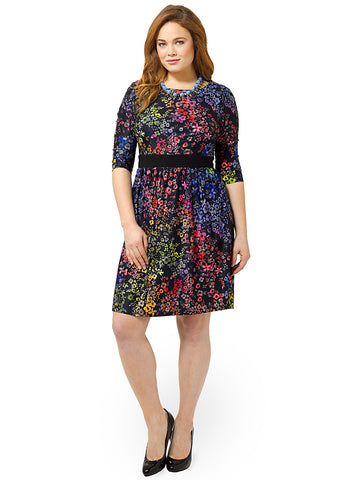 Bright Nights Chelsea Dress