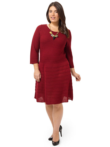 Aysha Sweater Dress