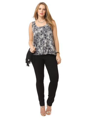 Quin Grey Bouquet Tank