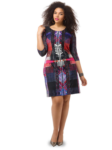 Parallel Dimension Shift Dress