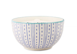 7oz Ceramic Bowl Candle - VETIVER & VANILLA