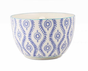 12.5oz Ceramic Bowl Candle - VETIVER & VANILLA