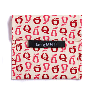 Apples & Pears Large Baggie - Snack Bag