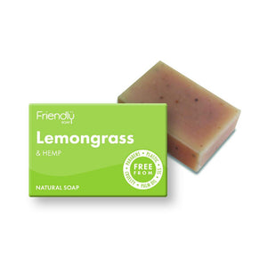 Lemon Grass & Hemp Soap