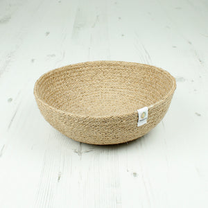Jute Bowl - Medium - Natural