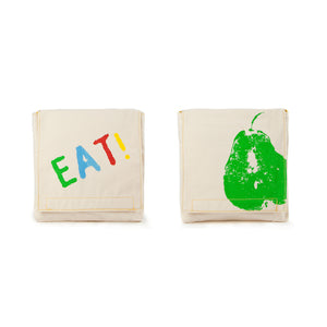 Organic Cotton Snack Pack - Good Eats